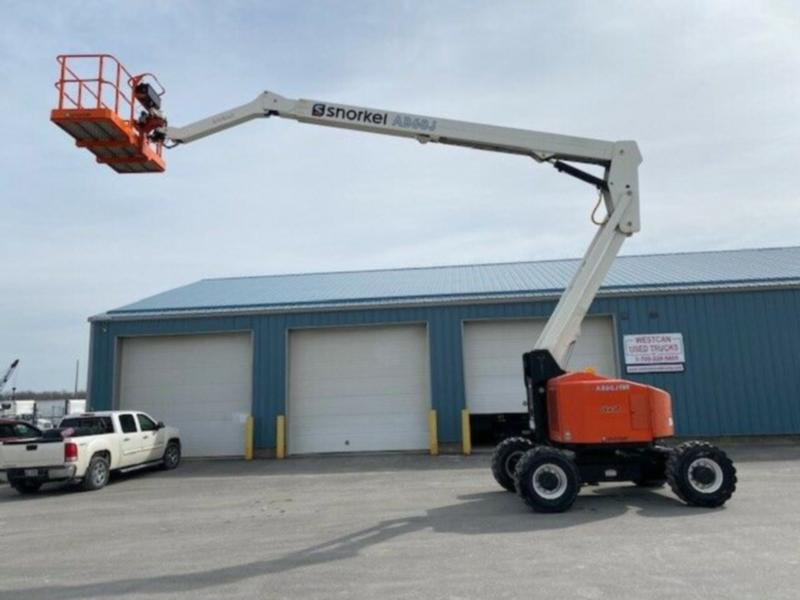 60' BOOM LIFT RENTAL $2500 month