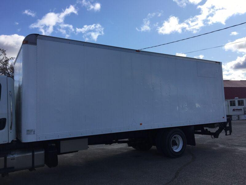 2016 Multivans 26FT VAN BODY & 3000LB ALUM GATE  #UB1189 ( BOX &