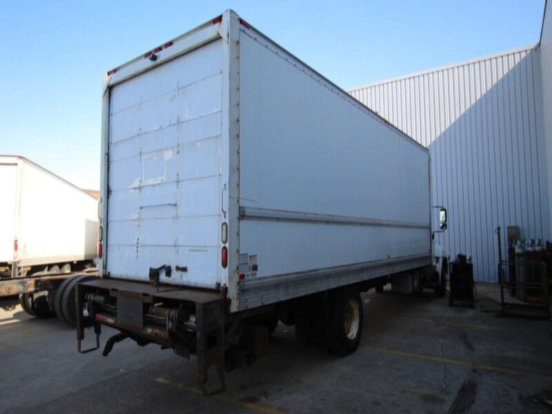 2010 Multivans 26 FT VAN BODY & TAILGATE (BODY & GATE ONLY FOR S