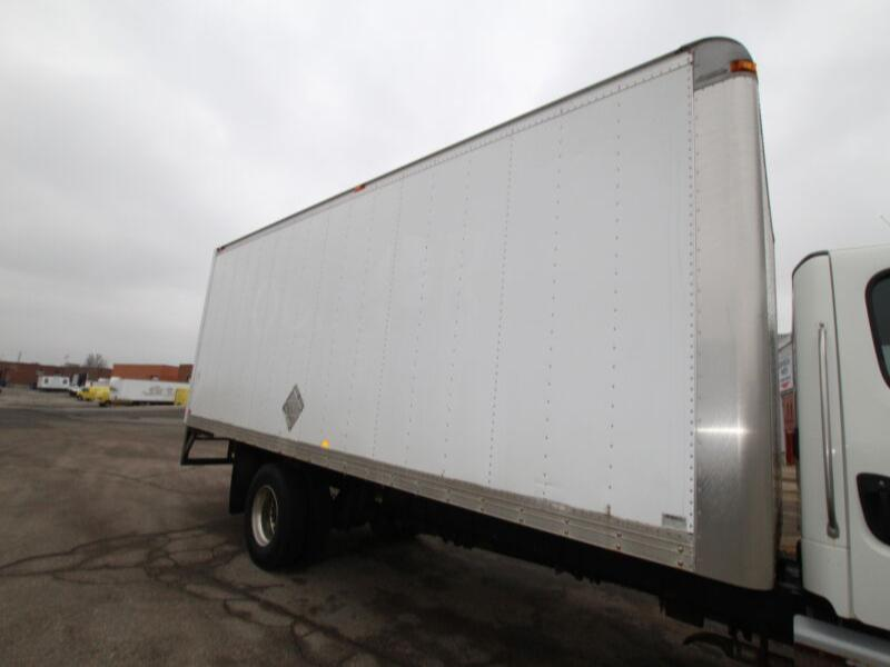 2012 Multivans 24 FT DRY FREIGHT VAN BODY  #UB1198 ( BOX ONLY FO