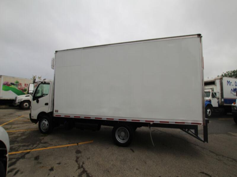 2013 Alvan 18 ft Reefer Body (Body & Reefer Only For Sale)