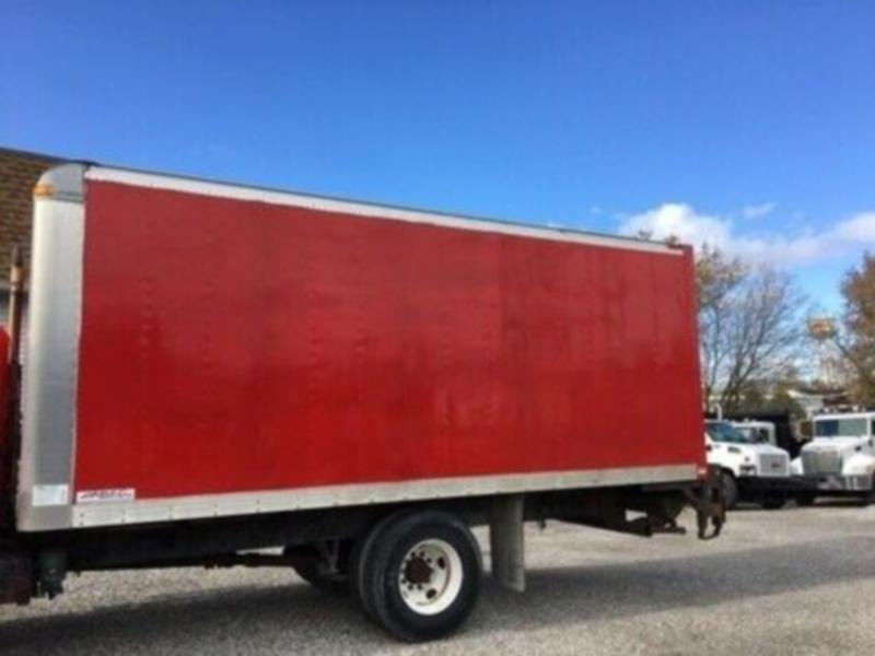 2012 Multivans 20 ft Van Body (Body Only For Sale)