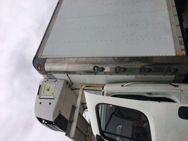2012 Morgan 24FT REEFER #UB1196 ( REEFER & BOX ONLY FOR SALE)  2