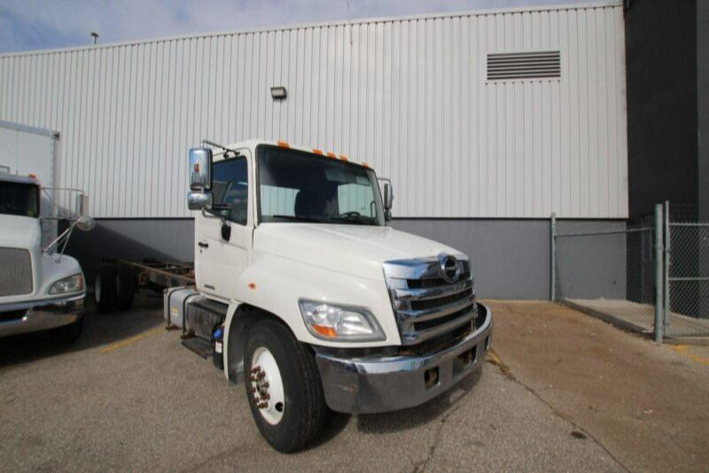 2013 Hino 268 SUITABLE FOR A 24 FT CHASSIS  6-month WARRANTY