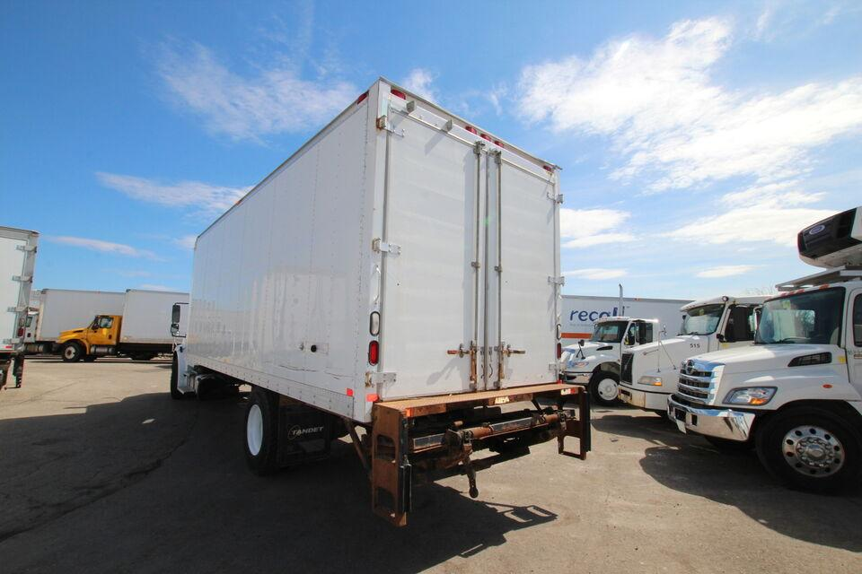 2014 Multivans 24FT DRY #UB3314 (BOX ONLY FOR SALE )   24FT DRY