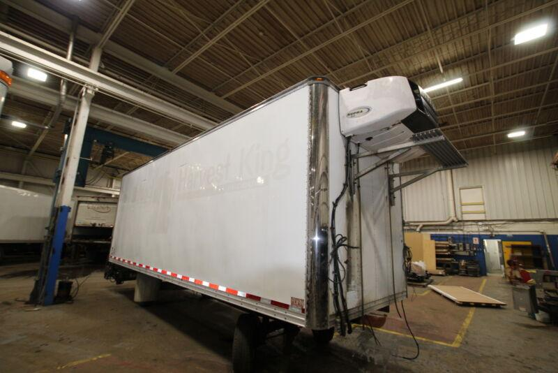 2020 Alvan 26FT REEFER #UB3287 ( BOX/ REEFER ONLY FOR SALE)  26F