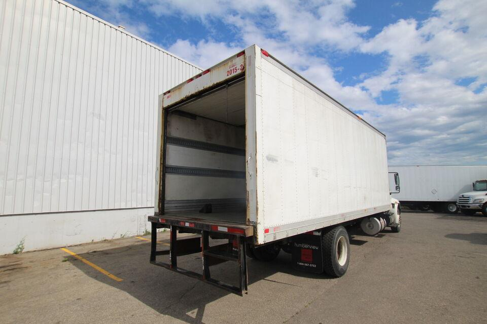 2003 Commercial Babcock 24FT REEFER #UB1168 ( BOX ONLY FOR SALE)