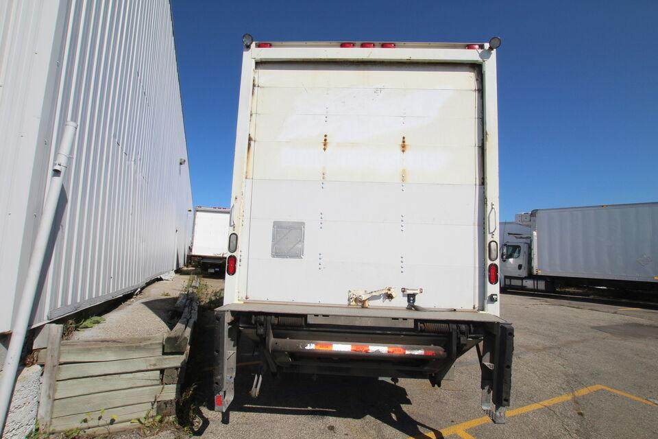 2014 Multivans 28FT DRY TGATE #UB3385 ( BOX /TGATE ONLY FOR SALE