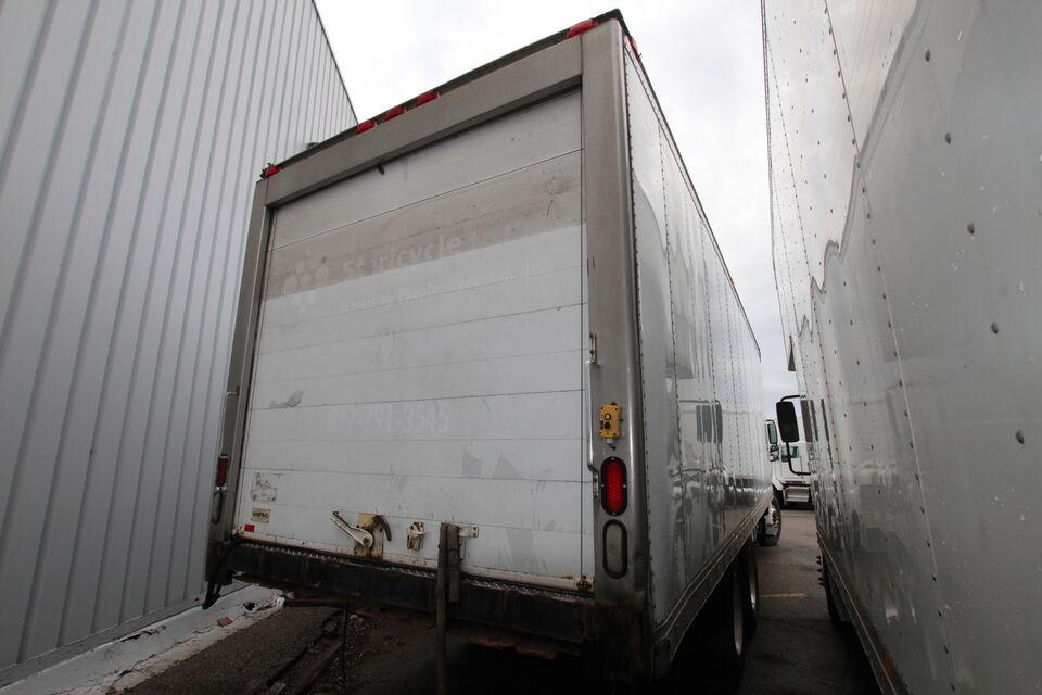 2007 Multivans 26FT REEFER BOX #1120 ( BOX ONLY FOR SALE ) 26FT
