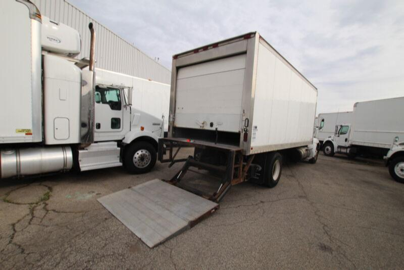 2014 Morgan 20FT REEFER TGATE # UB3391 (BOX REEFER TGATE ONLY  2