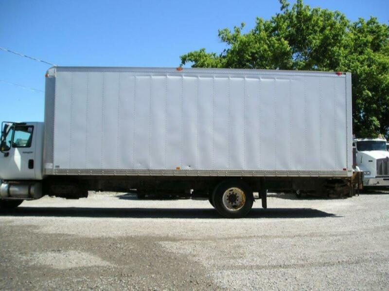 2011 Multivans 26FT SOFTSIDER #UB1108 ( BOX ONLY FOR SALE)