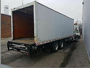 2012 Transit 28FT DRY INSULATED #UB1085 (BOX ONLY FOR SALE)  28F