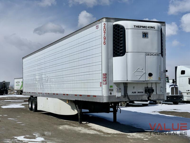 2013 Wabash Reefer 53' with 7019 Hrs.