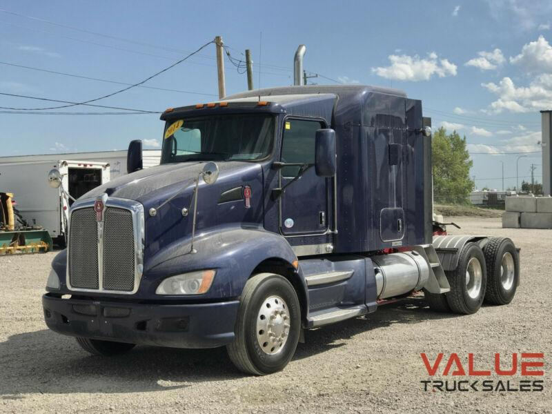 2014 KENWORTH T-660 | Super 40'S | 485 HP | 13 Speed Manual