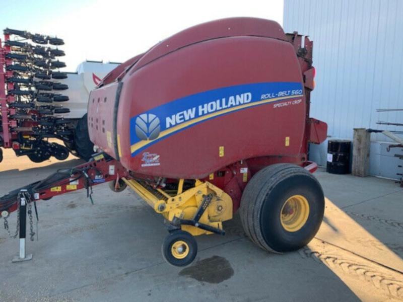 2016 New Holland 560 Baler/Round