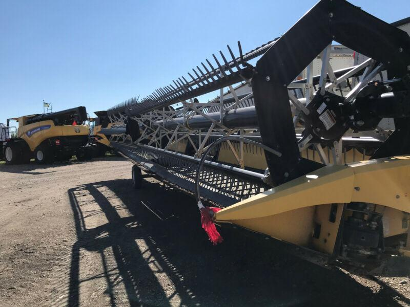 2011 New Holland 88C Header Combine