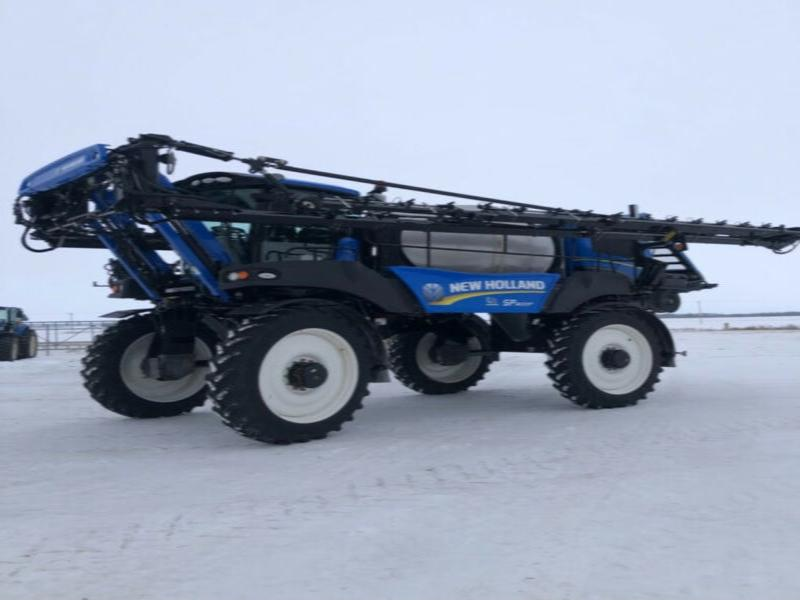 2016 New Holland SP.400F Sprayer
