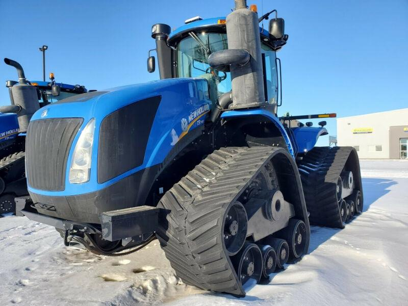 2014 New Holland T9.700 Tractor