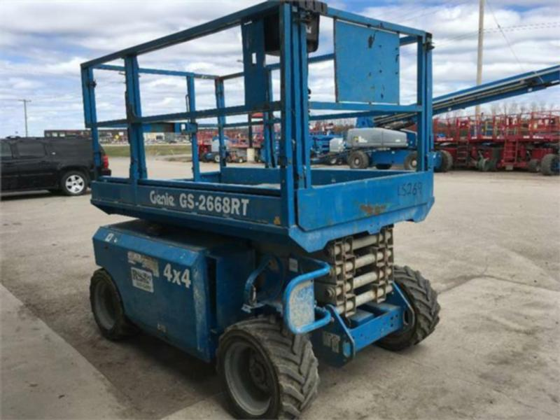 Genie GS2668 RT Outdoor Scissor Lift