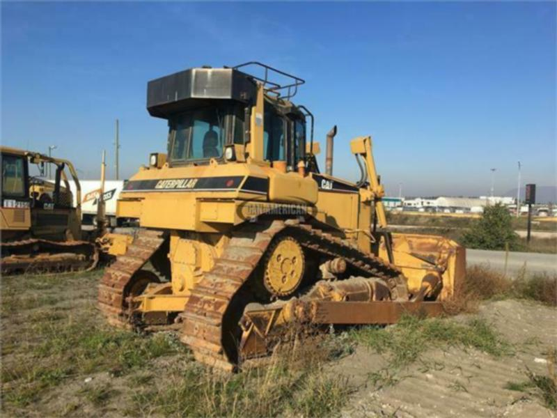 2003 CAT D6R XL II DOZER CATERPILLAR LOADER