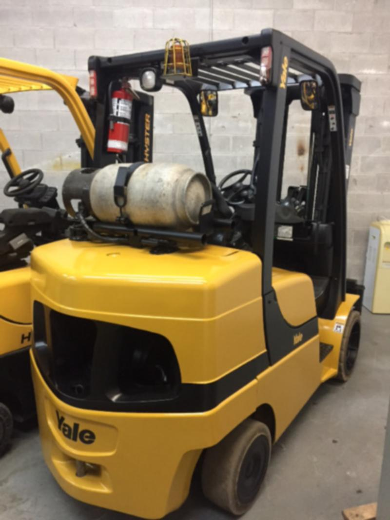 Best Refurbished Forklift