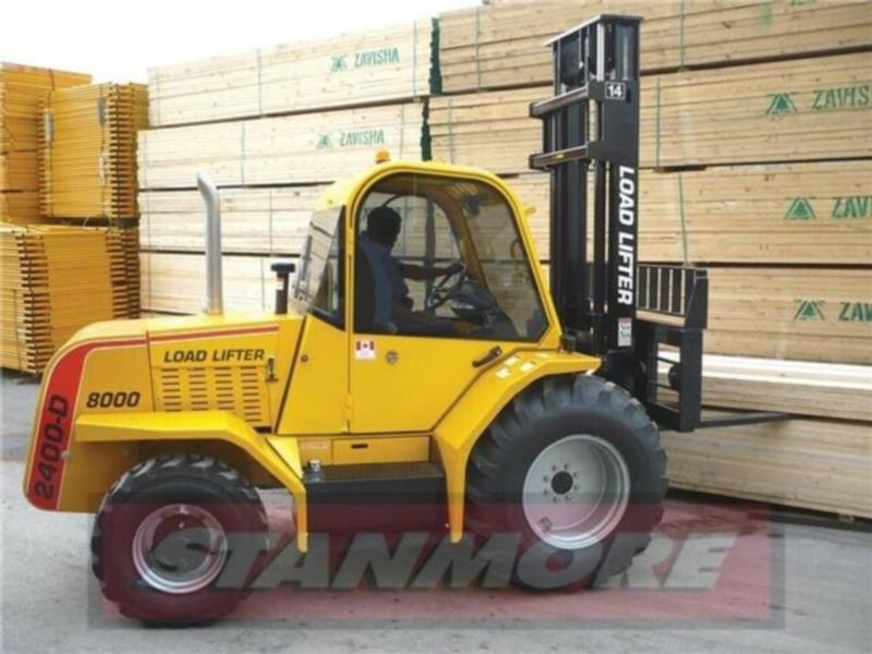 2020 NEW LOAD LIFTER 2200/2400 D SERIES ROUGH TERRAIN FORKLIFT