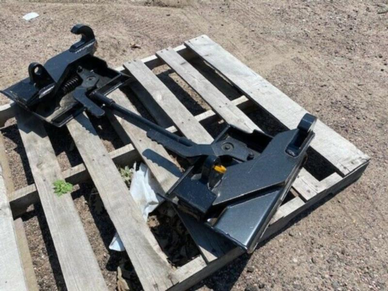 HLA Euro to Skid Steer Plate