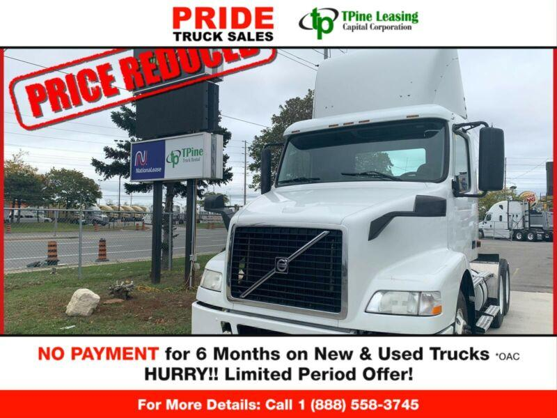 "2008 Volvo Day Cab NO DPF.No Regen! ""FINANCING ON THE SPOT!!"""