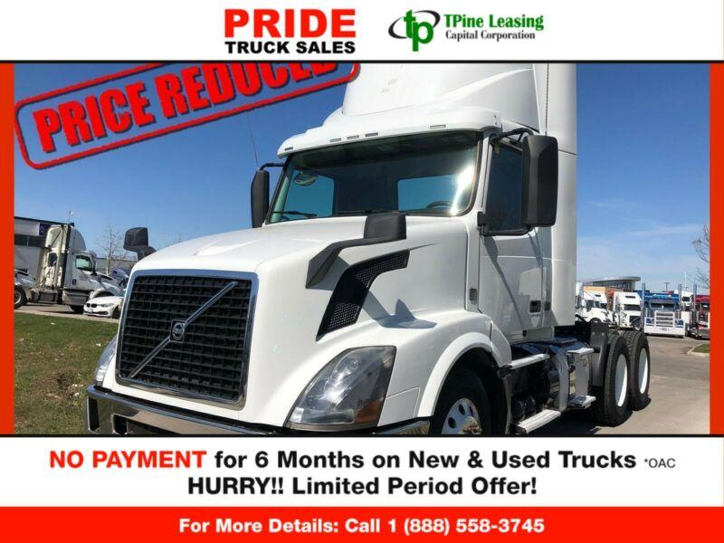 2016 Volvo Day Cab FINANCING ON THE SPOT!