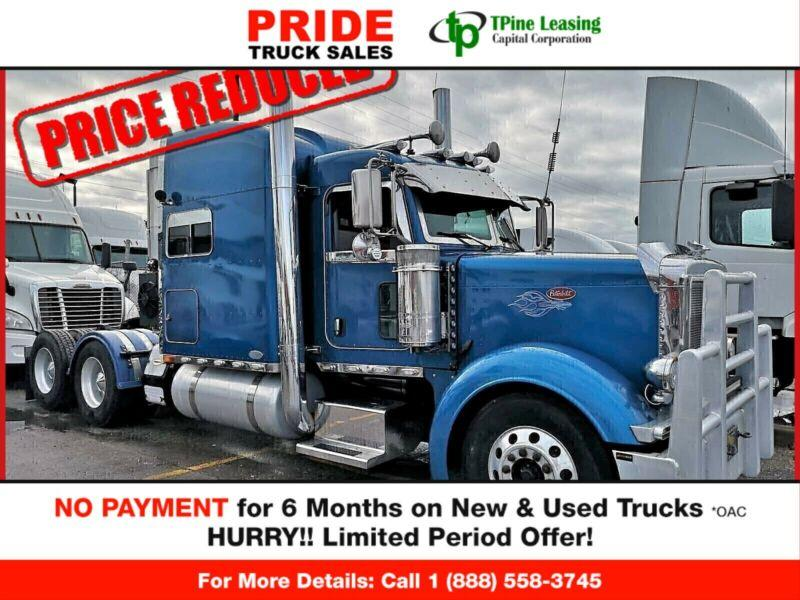 2007 Peterbilt 379 CLEAN, WELL MAINTAINED UNIT