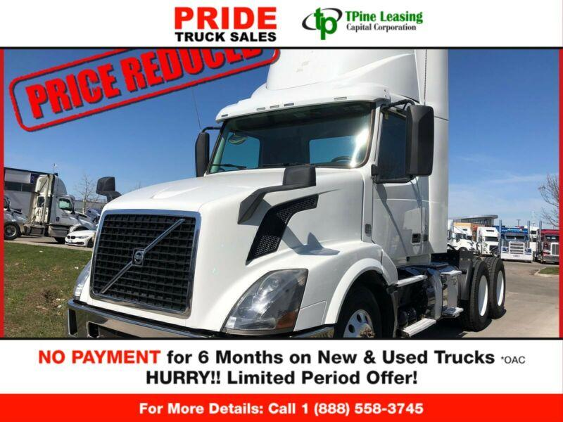 2016 Volvo Day Cab FINANCING ON THE SPOT!!