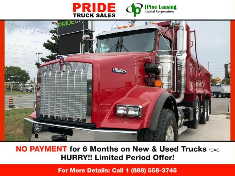 "2019 Kenworth T800 FULLY LOADED. ""FINANCING ON THE SPOT!!"""
