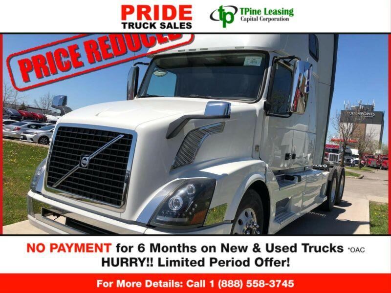 "2016 Volvo VNL 670 READY TO GO. ""FINANCING ON THE SPOT!!"""