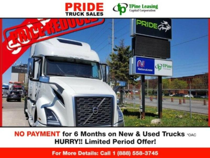 "2020 Volvo VNL 860 GlobeTrotter GRAB IT NOW. ""FINANCING ON THE S"