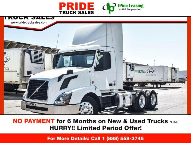 "2016 Volvo Day Cab GOOD CONDITION. ""FINANCING ON THE SPOT!"""