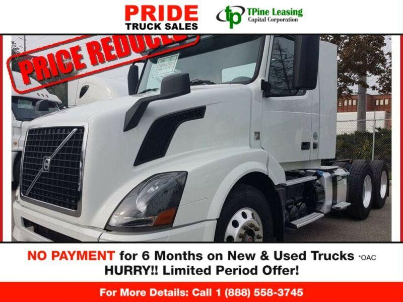 2014 Volvo Day Cab FINANCING ON THE SPOT!!