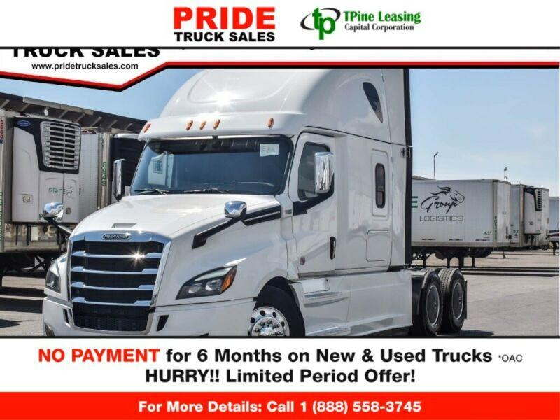 2020 Freightliner CASCADIA FINANCING ON THE SPOT!