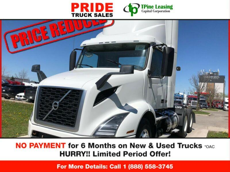 "2019 Volvo Day Cab DON'T MISS IT! ""FINANCING ON THE SPOT!!"""