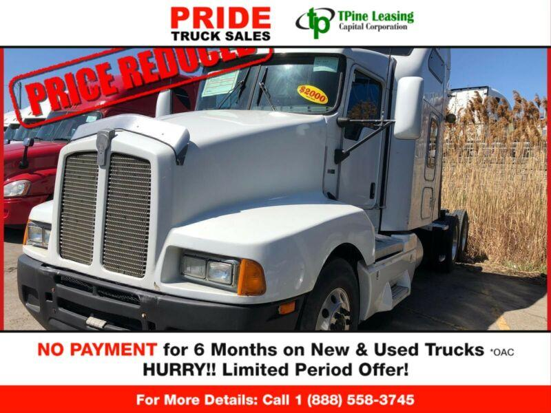 2005 Kenworth T-600 CLEAN TRUCK