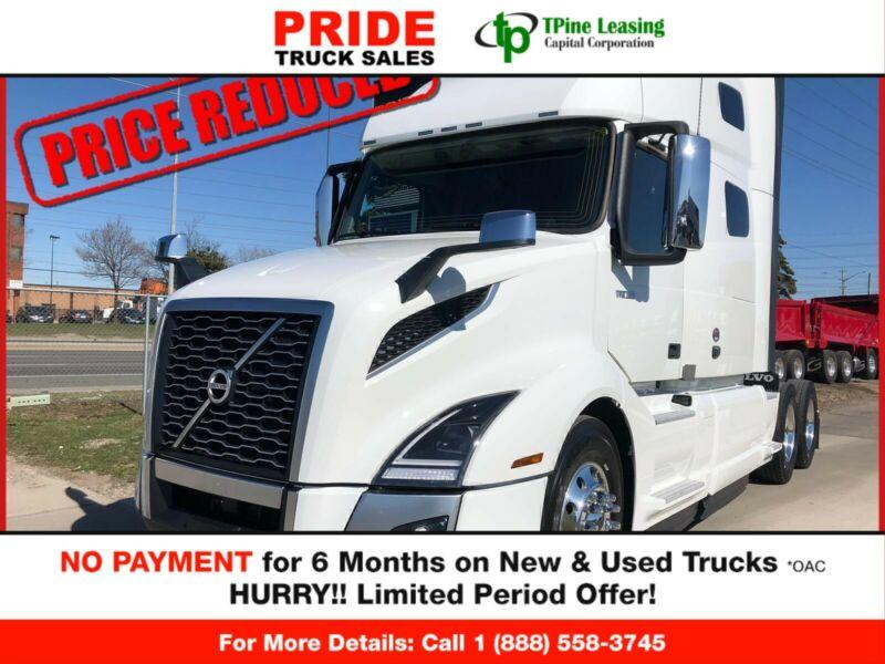"2019 Volvo VNL 760 WELLMAINTAINED UNIT. ""FINANCING ON THE SPOT!!"