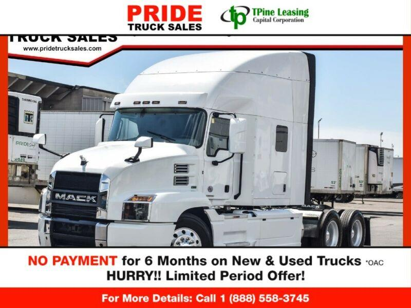 "2019 Mack Anthem 64T Sleeper READY TO GO. ""FINANCING ON THE SPOT"