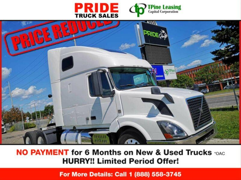 2012 Volvo VNL 670 BEST DEAL IN TOWN! HURRY!