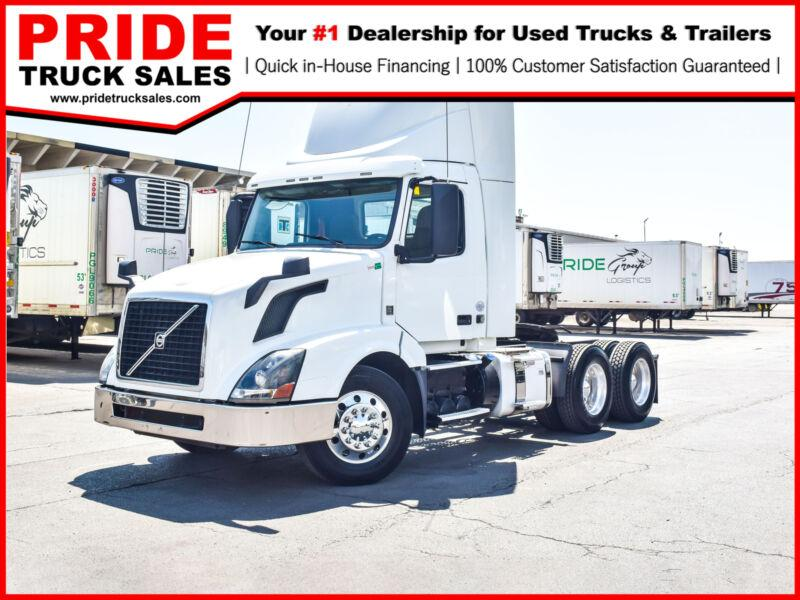 "2016 Volvo Day Cab READY TO GO. ""FINANCING ON THE SPOT!"""