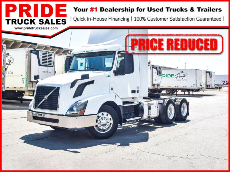 "2016 Volvo Day Cab WELLMAINTAINED. ""FINANCING ON THE SPOT!"""