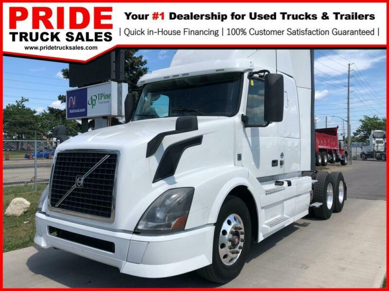 "2014 Volvo VNL 430 CLEAN UNIT. ""FINANCING ON THE SPOT!"""