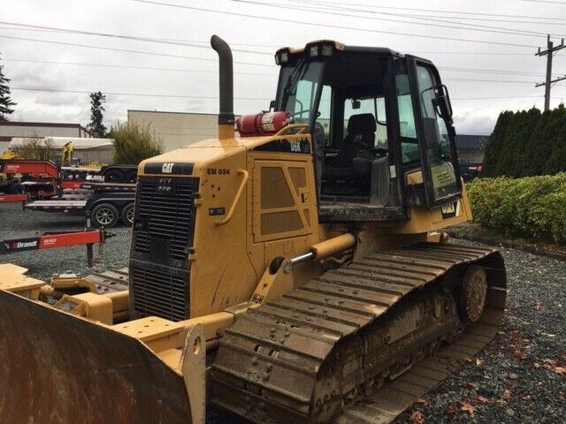 2012 CATERPILLAR D6K CRAWLER DOZER