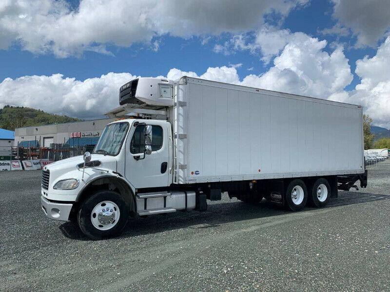 2013 Freightliner tandem axle 26' refrigerated truck Stock# B-41