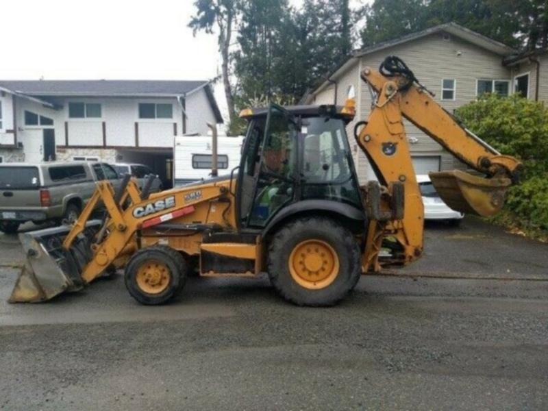 2013 Case 580 SUPER N 4 Backhoe