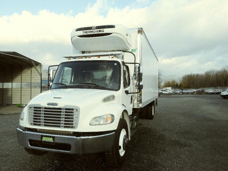 2014 Freightliner M2 S/A Reefer Truck*Video*