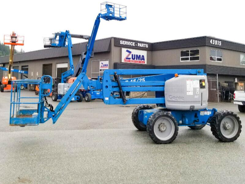 2011 Genie Z45/25J Articulating Boom Lift - Finance $769 per mo*